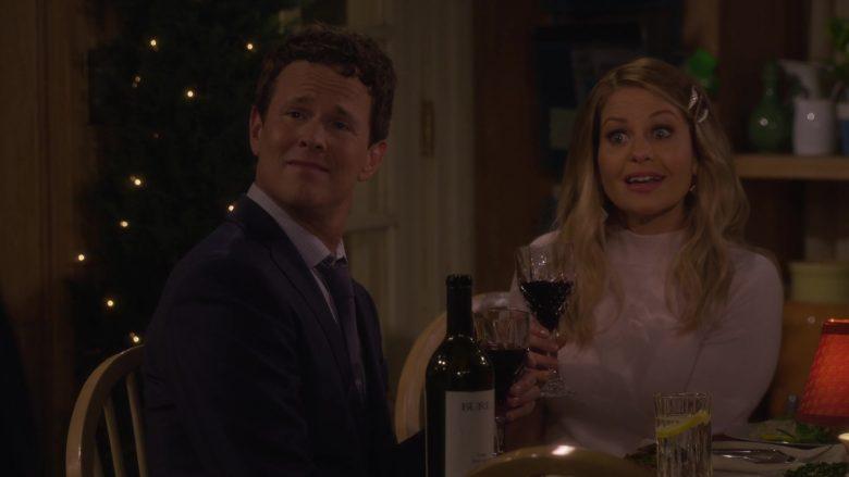 Bure Family Wine in Fuller House Season 5 Episode 6
