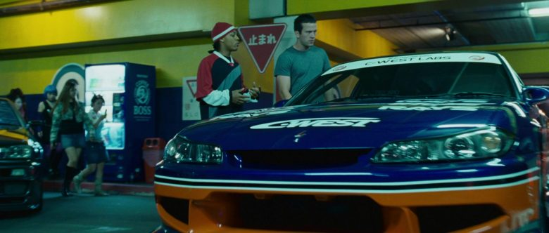C-West Labs in The Fast and the Furious Tokyo Drift