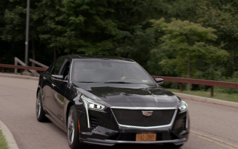 Cadillac CT6 Black Car in Ray Donovan Season 7 Episode 6 Inside Guy (5)