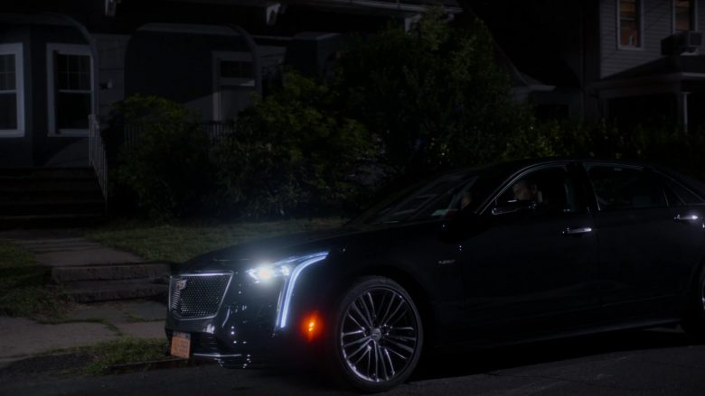 Cadillac Car in Ray Donovan Season 7 Episode 3 Family Pictures (1)
