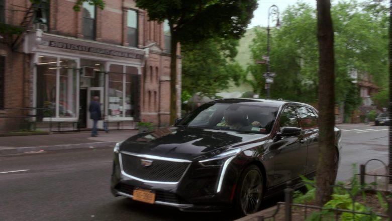 Cadillac Car in Ray Donovan Season 7 Episode 3 Family Pictures (2)