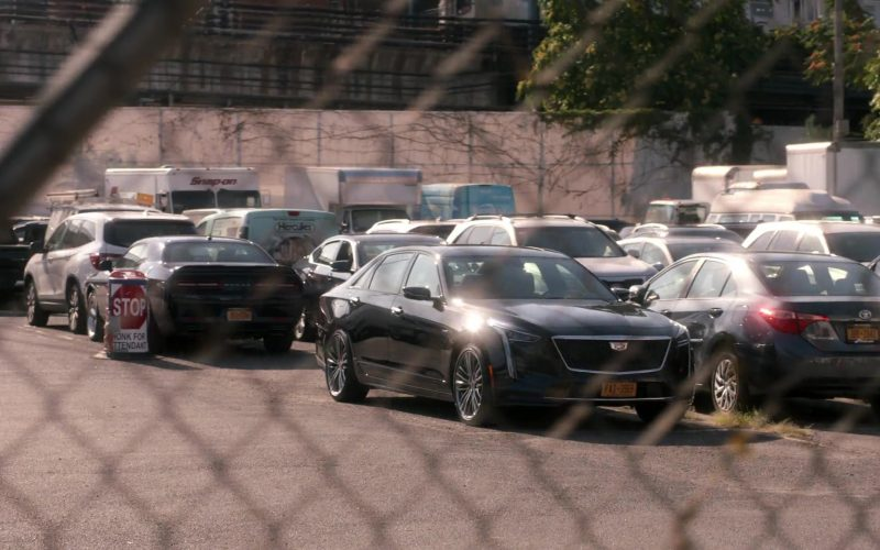 Cadillac Car in Ray Donovan Season 7 Episode 5 An Irish Lullaby (1)