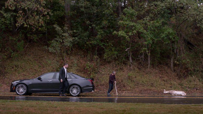 Cadillac Car in Ray Donovan Season 7 Episode 5 An Irish Lullaby (3)