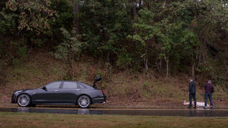 Cadillac Car in Ray Donovan Season 7 Episode 5 An Irish Lullaby (5)