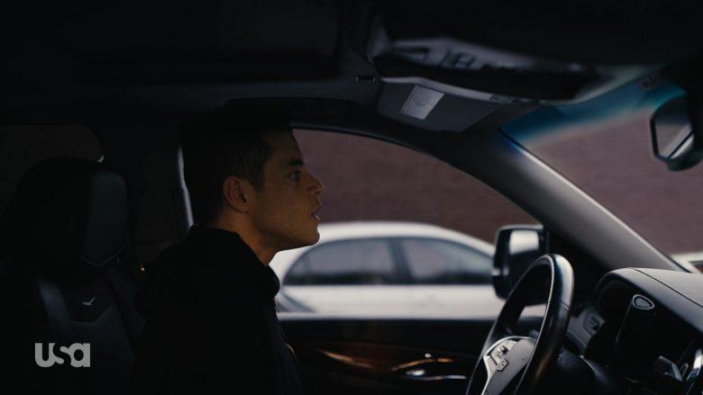 Cadillac Escalade Black Car in Mr. Robot Season 4 Episode 13 Series Finale Part 2 (2)