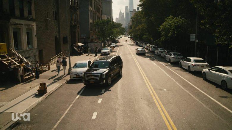 Cadillac Escalade Black Car in Mr. Robot Season 4 Episode 13 Series Finale Part 2 (3)