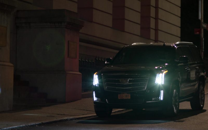 Cadillac Escalade SUV in Ray Donovan Season 7 Episode 7 The Transfer Agent (1)