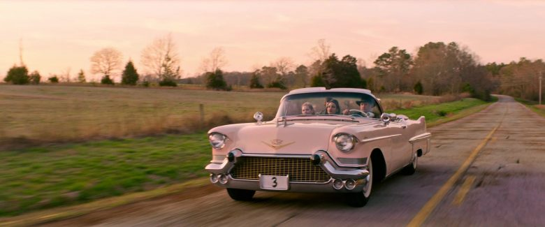 Cadillac Fleetwood Elvis Presley's Pink Convertible Car in Zombieland Double Tap (1)