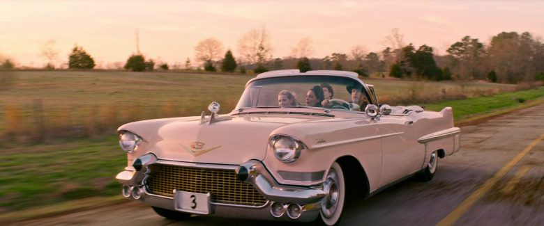 Cadillac Fleetwood Elvis Presley's Pink Convertible Car in Zombieland Double Tap (2)
