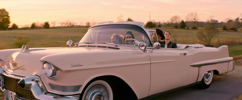 Cadillac Fleetwood Elvis Presley's Pink Convertible Car in Zombieland Double Tap (3)