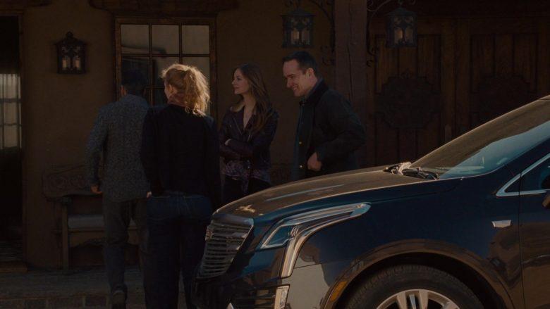 Cadillac XT5 SUV in Succession Season 1 Episode 7 Austerlitz (2)