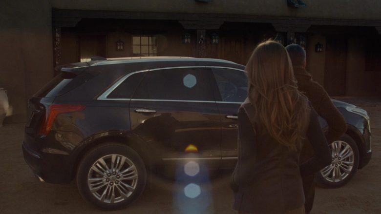 Cadillac XT5 SUV in Succession Season 1 Episode 7 Austerlitz (3)