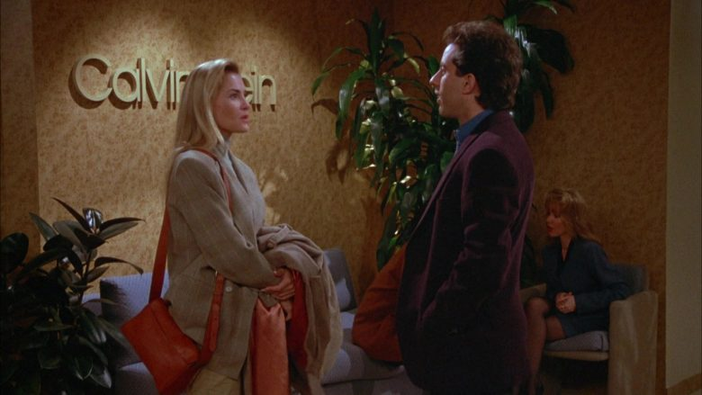 Calvin Klein in Seinfeld Season 4 Episode 13 The Pick (3)