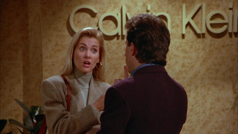 Calvin Klein in Seinfeld Season 4 Episode 13 The Pick (4)