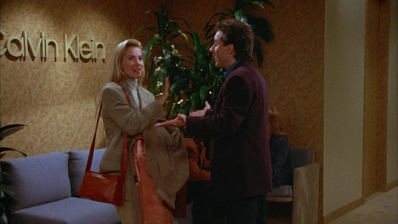 Calvin Klein in Seinfeld Season 4 Episode 13 The Pick (5)