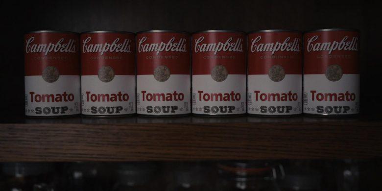 Campbell's Tomato Soap in Servant Season 1 Episode 5 Rain (2)