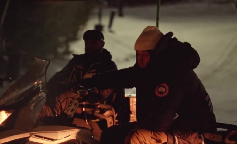Canada Goose Jackets in War by Drake (1)