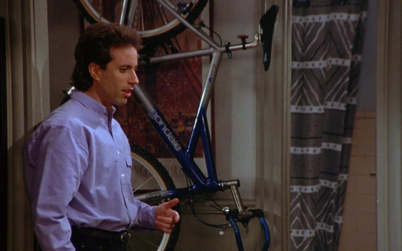 Cannondale Bicycle in Seinfeld Season 5 Episode 1 The Mango