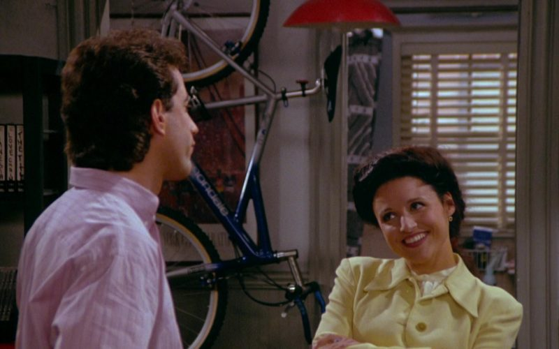 Cannondale Bike in Seinfeld Season 5 Episode 3 The Glasses
