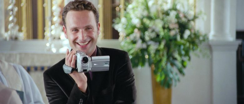Canon Video Camera Used by Andrew Lincoln in Love, Actually (2)