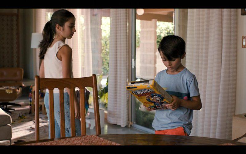 Cap'n Crunch Crunch Berries Breakfast Cereal in The L Word Generation Q Season 1 Episode 1