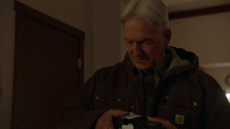 Carhartt Jacket Worn by Mark Harmon as Leroy Jethro Gibbs in NCIS Season 17 Episode 10 The North Pole (2)