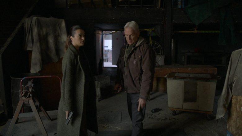 Carhartt Jacket Worn by Mark Harmon as Leroy Jethro Gibbs in NCIS Season 17 Episode 10 The North Pole (4)
