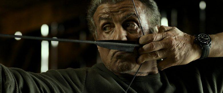 Carl F. Bucherer PATRAVI ScubaTec Wrist Watch Worn by Sylvester Stallone in Rambo Last Blood (2)