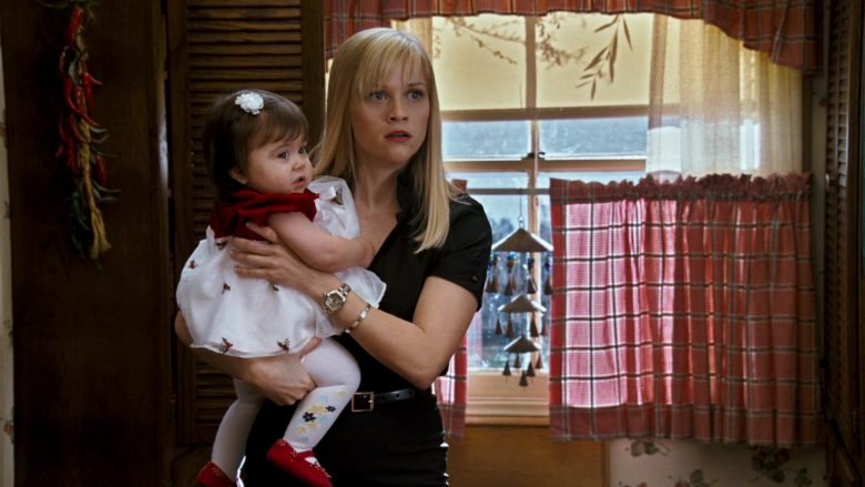 Cartier Roadster Watch Worn by Reese Witherspoon in Four Christmases (1)