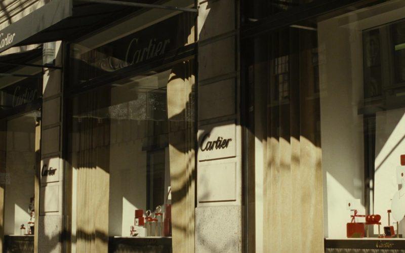 Cartier Store in Succession Season 1 Episode 1 Celebration (1)
