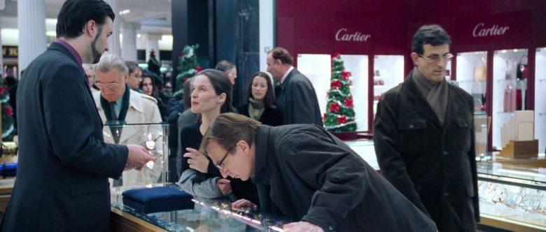 Cartier in Love, Actually