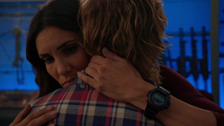 Casio G-Shock Watch Worn by Daniela Ruah as Kensi Blye in NCIS Los Angeles Season 11 Episode 11 (2)