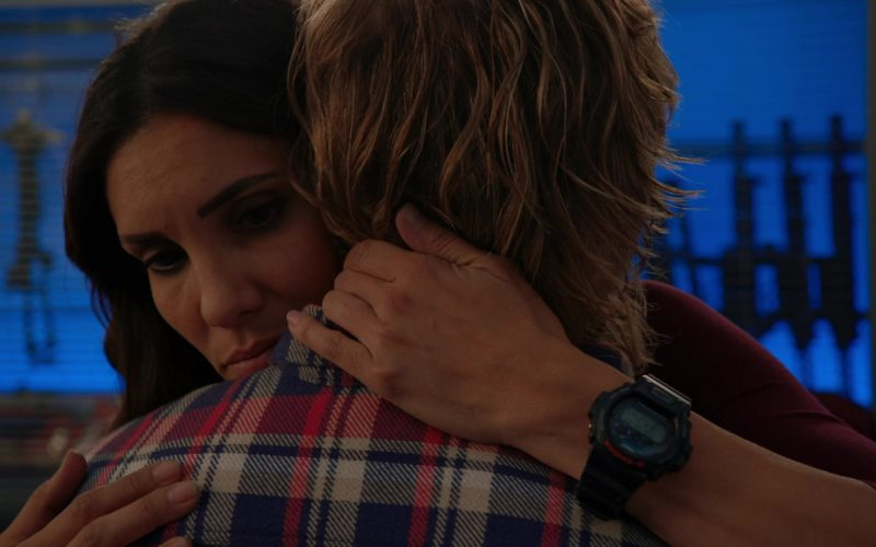 Casio G-Shock Watch Worn by Daniela Ruah as Kensi Blye in NCIS Los Angeles Season 11 Episode 11 (2)