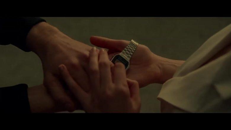 Casio Watch in Wonder Woman 1984 Film