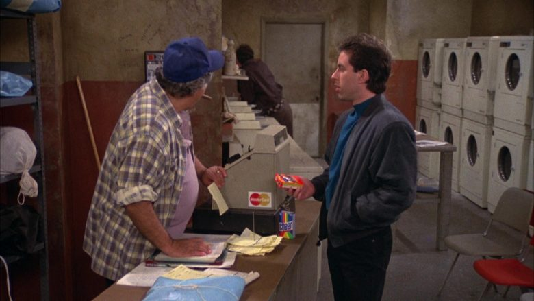 Cheer and Tide in Seinfeld Season 2 Episode 7 The Revenge