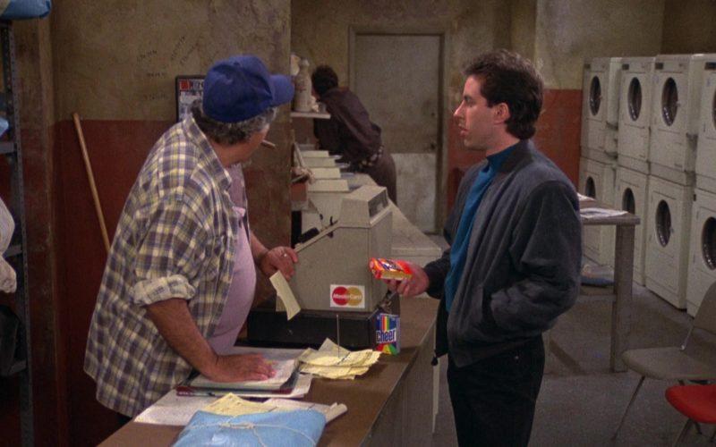 Cheer and Tide in Seinfeld Season 2 Episode 7 The Revenge