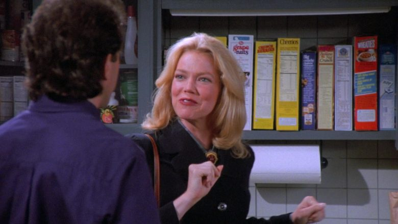Cheerios Cereal in Seinfeld Season 7 Episode 4 The Wink