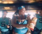 Cheetos Snack Held by Lizzo in Good as Hell (1)