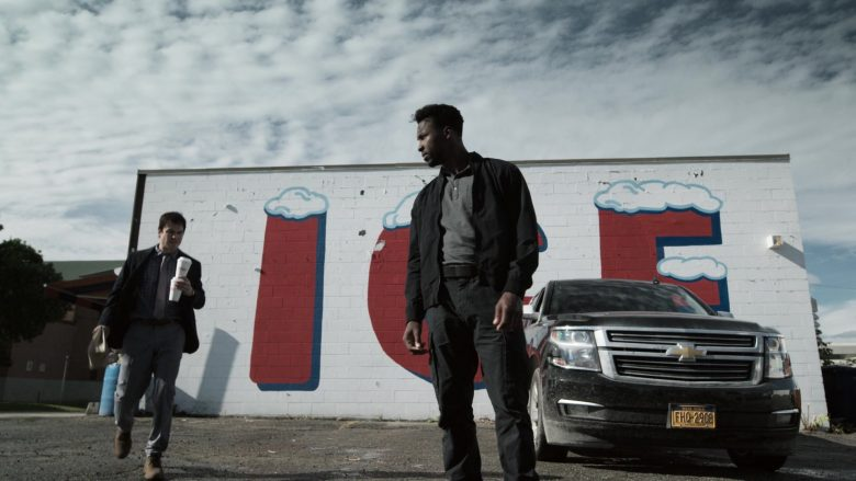 Chevrolet Car in V Wars Season 1 Episode 4 Bad as Me