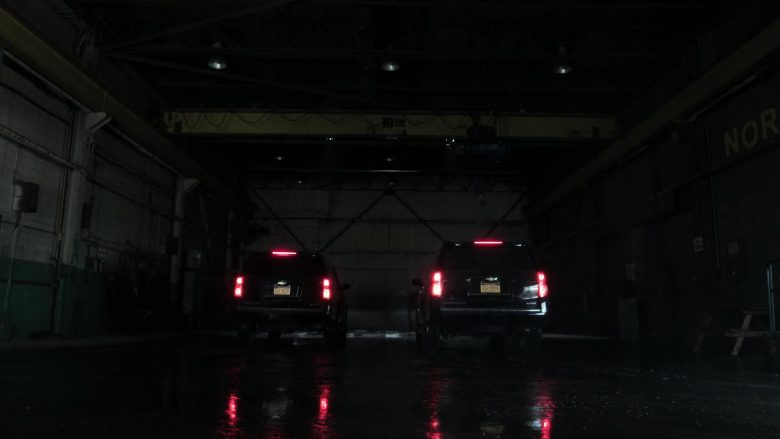 Chevrolet SUVs in V Wars Season 1 Episode 2 Blood Brothers (5)