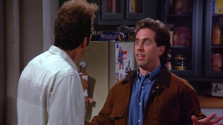 Chips Ahoy! in Seinfeld Season 6 Episode 17 The Kiss Hello (4)
