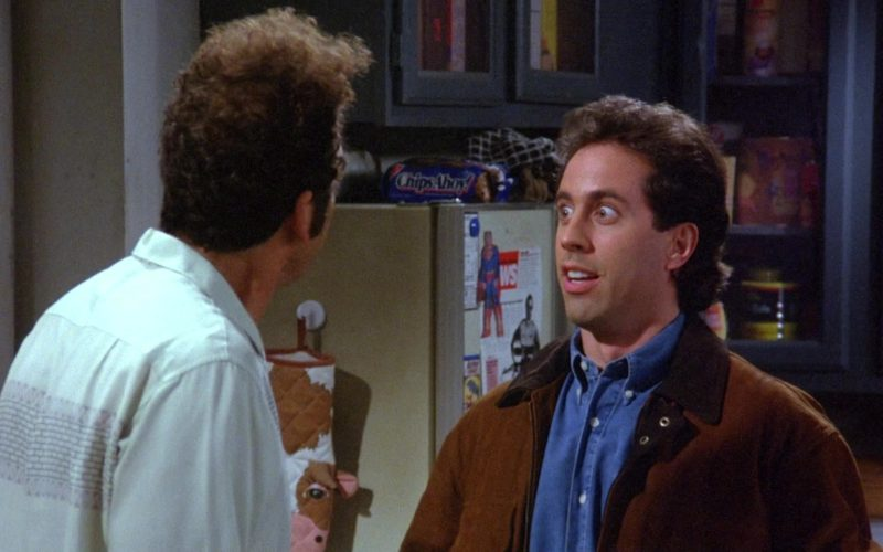 Chips Ahoy! in Seinfeld Season 9 Episode 22 The Clip Show (1998)