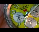 Chopard Chronometer Watch Used by Adria Arjona in 6 Underground Movie (2)