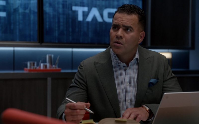 Chromebook Laptop in Bull Season 4 Episode 10 Imminent Danger