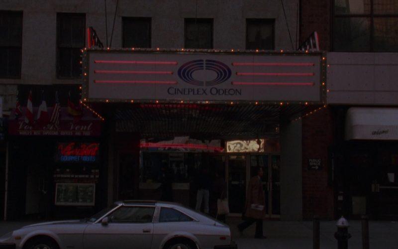 Cineplex Odeon Cinema in Seinfeld Season 5 Episode 22 The Opposite