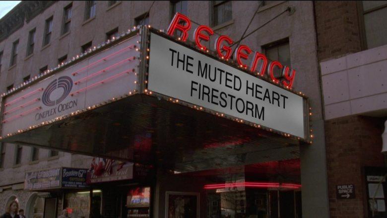 Cineplex Odeon in Seinfeld Season 7 Episode 1 The Engagement