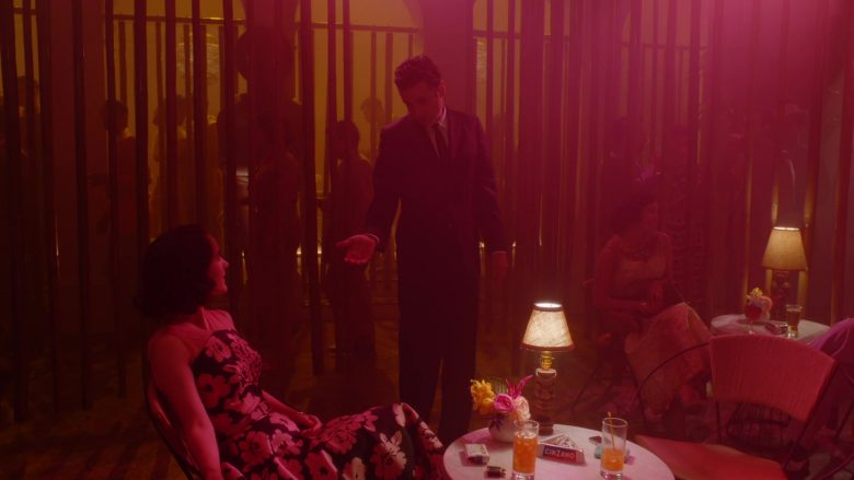 Cinzano Vermouth Ashtray in The Marvelous Mrs. Maisel Season 3 Episode 5 (3)