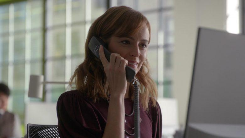 Cisco Telephone in Bull Season 4 Episode 10 Imminent Danger (1)