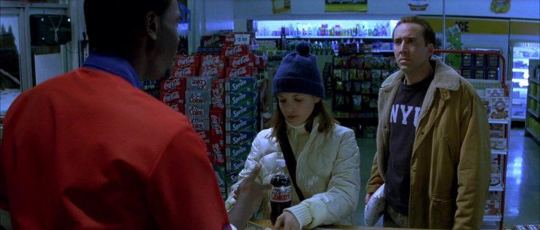 Coca-Cola, Diet Coke, Sprite in The Family Man
