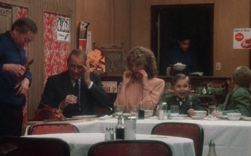 Coca-Cola Sign in A Christmas Story (1)